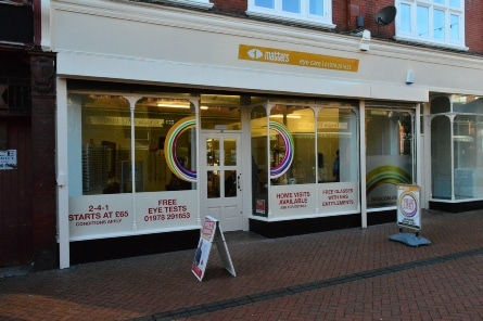 imatters eye care wrexham